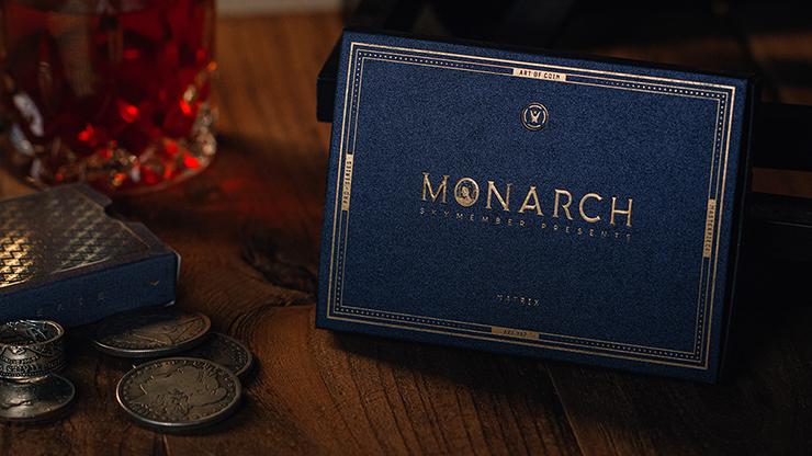 Skymember Presents Monarch (Half) By Avi Yap - Trick