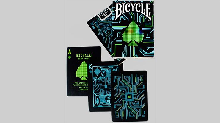 Bicycle Dark Mode Playing Cards