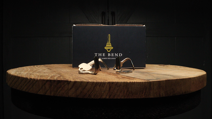 The Bend (Pre-Made Gimmicks And Online Instructions) By James Kellogg - Trick