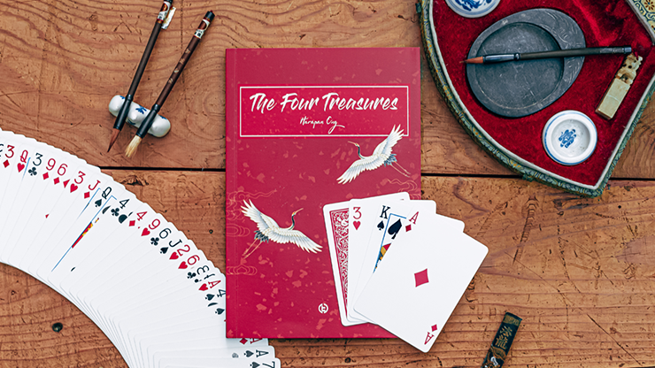 The Four Treasures By Harapan Ong & Tcc - Trick