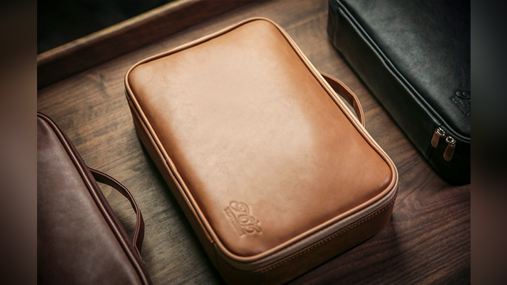 Luxury Close-up Bag (camel Brown) By Tcc - Trick