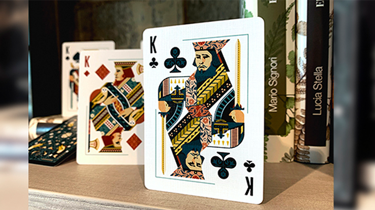 Bicycle Aviary Playing Cards