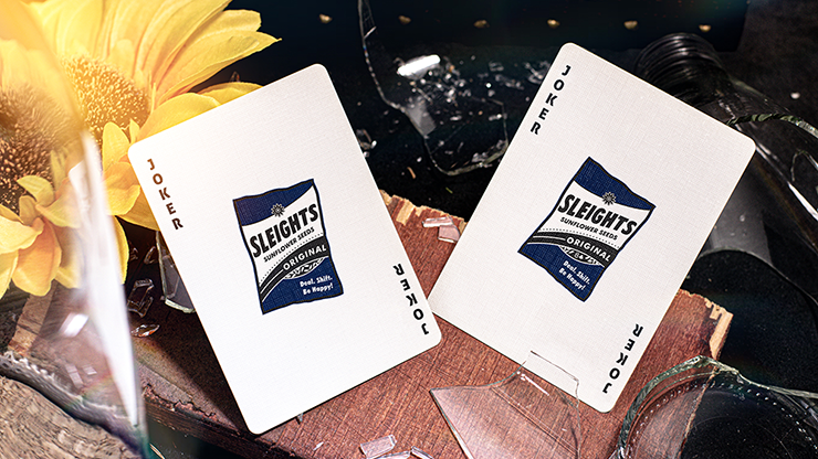 Breakthrough Signature Edition Playing Cards By Emily Sleights