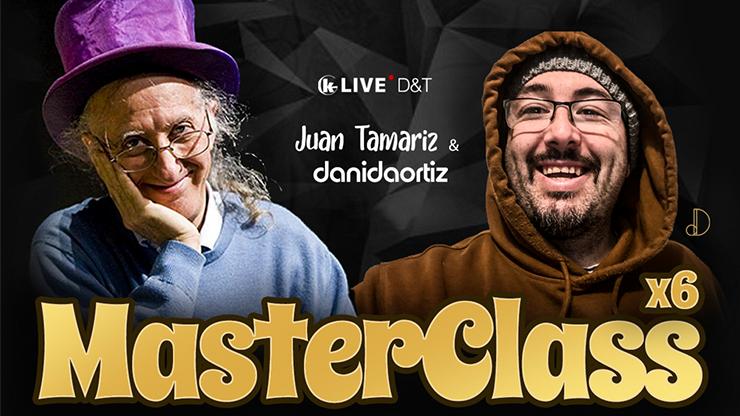 Juan Tamariz Master Class Vol. 6 - Dvd