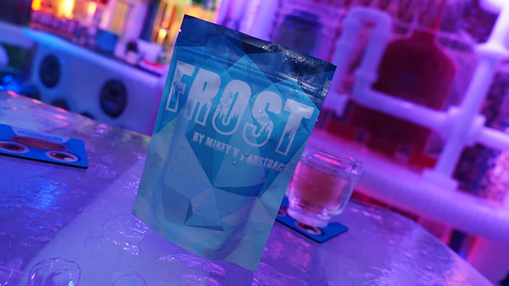 Frost (gimmicks And Online Instructions) By Mikey V And Abstract Effects - Trick
