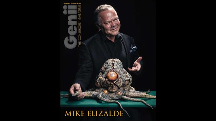 Genii Magazine January 2021- Book