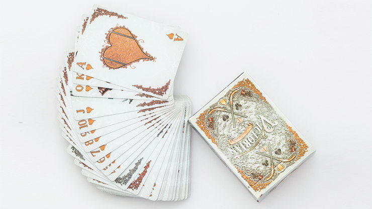 Victorian (pearl Edition) Playing Cards