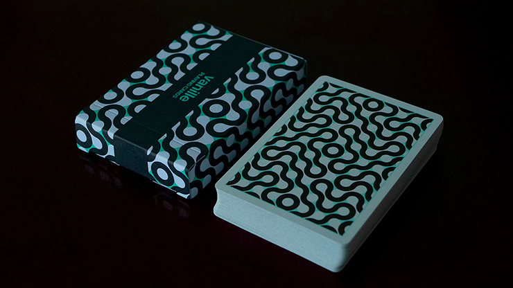 Vanille Playing Cards By Paul Robaia
