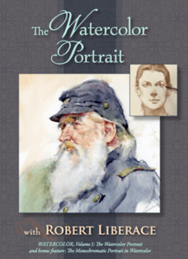 The Watercolor Portrait Dvd