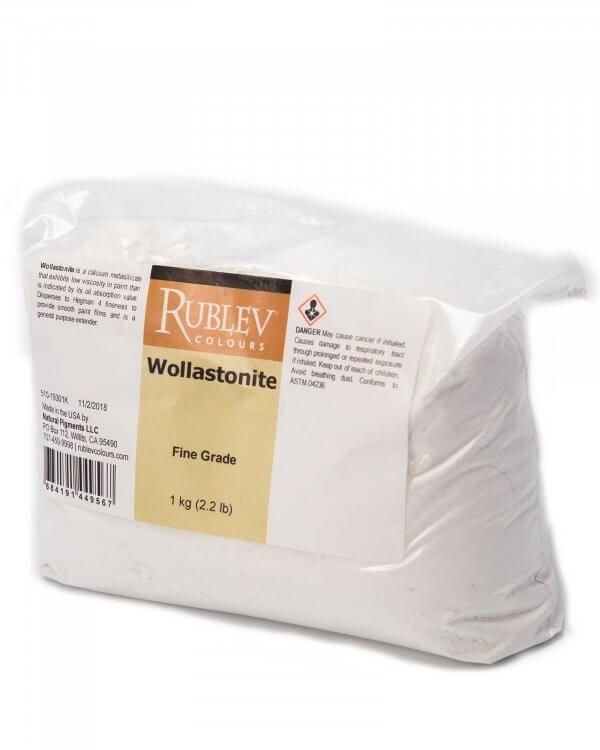 Wollastonite (Fine) 1 Kg