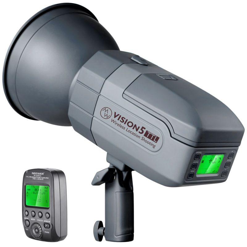 Neewer Vision5 400w Studio Flash Strobe For Sony With Wireless Trigger