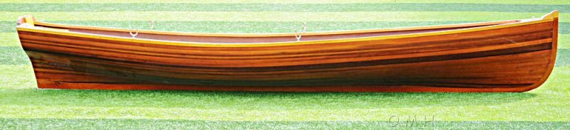 Real Whitehall Dinghy