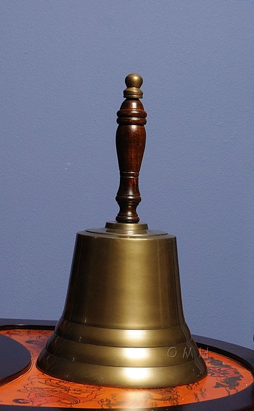 Hand Bell- 8 Inches