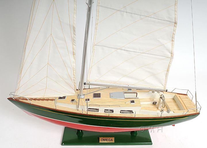 Omega Yacht
