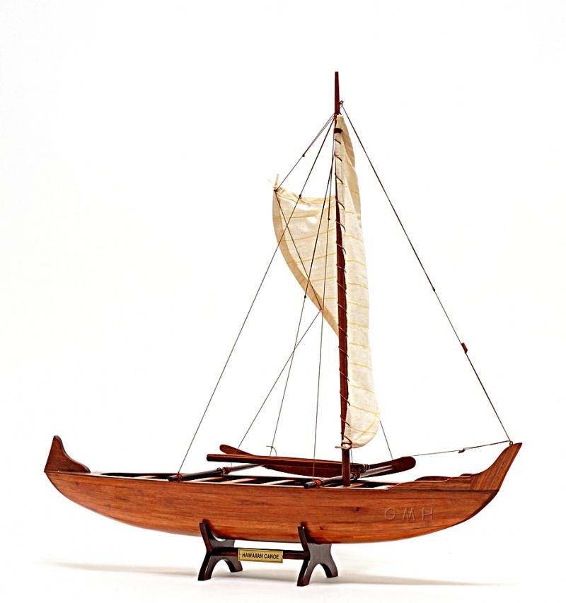 Hawaiian Canoe