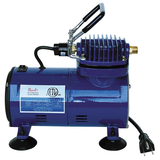 Paasche D500 1/5 HP Air Compressor with Auto Shutoff