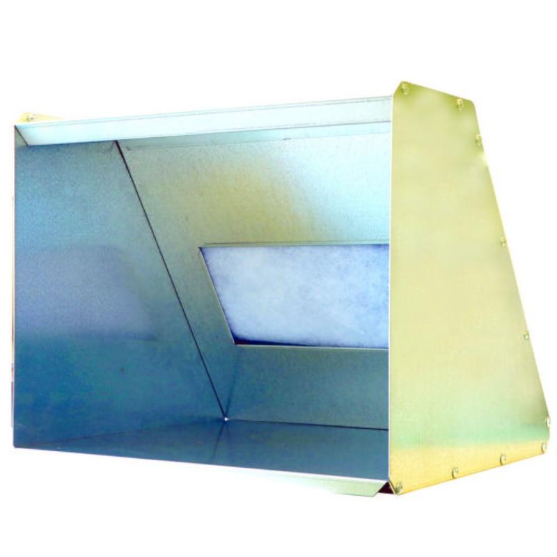 """Paasche HSSB-22-16 Airbrush Spray Booth: 22"""" W x 18"""" H"""