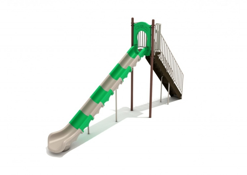 8 Foot Sectional Straight Slide