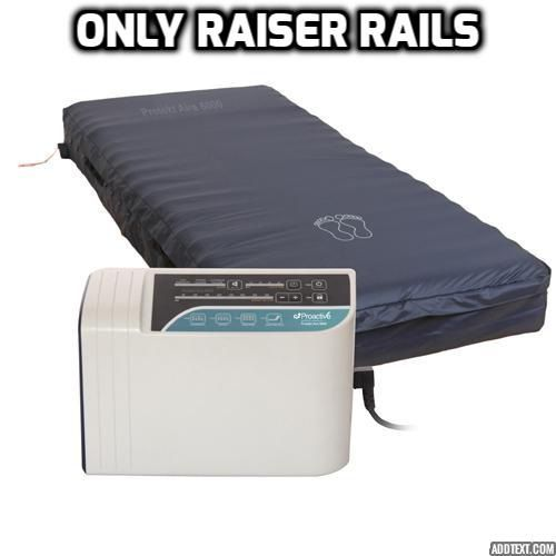 Protekt™ Aire 6000 Raised Rails