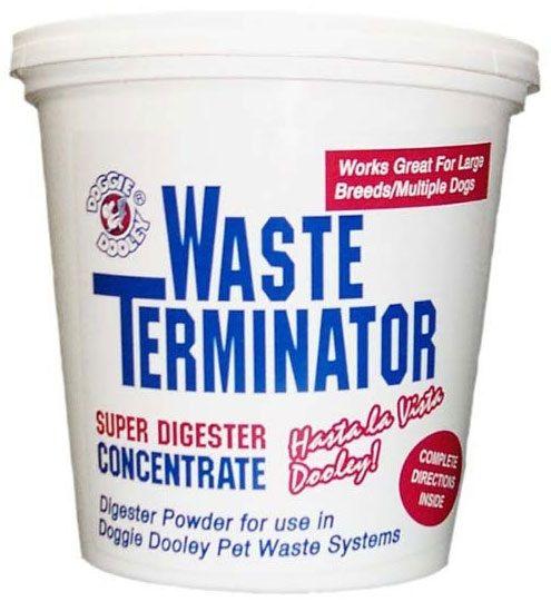 Waste Terminator 1 Year Supply