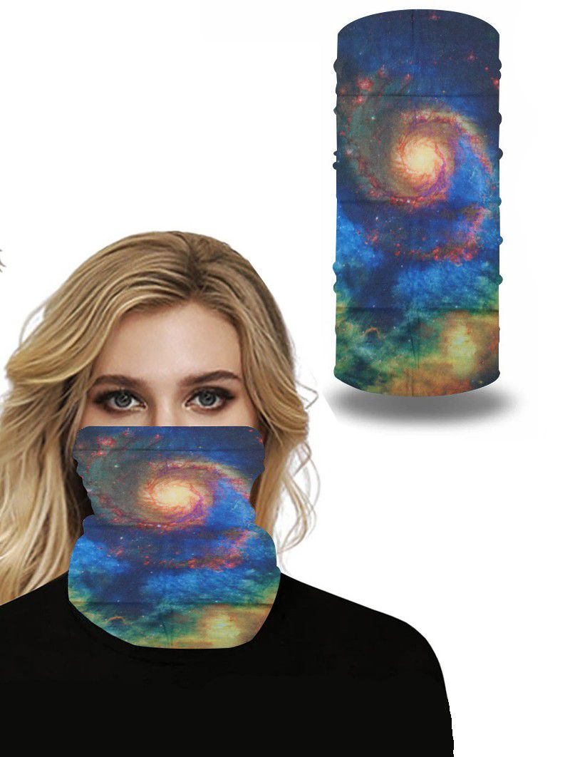 Neck Gaiter Space Face Mask