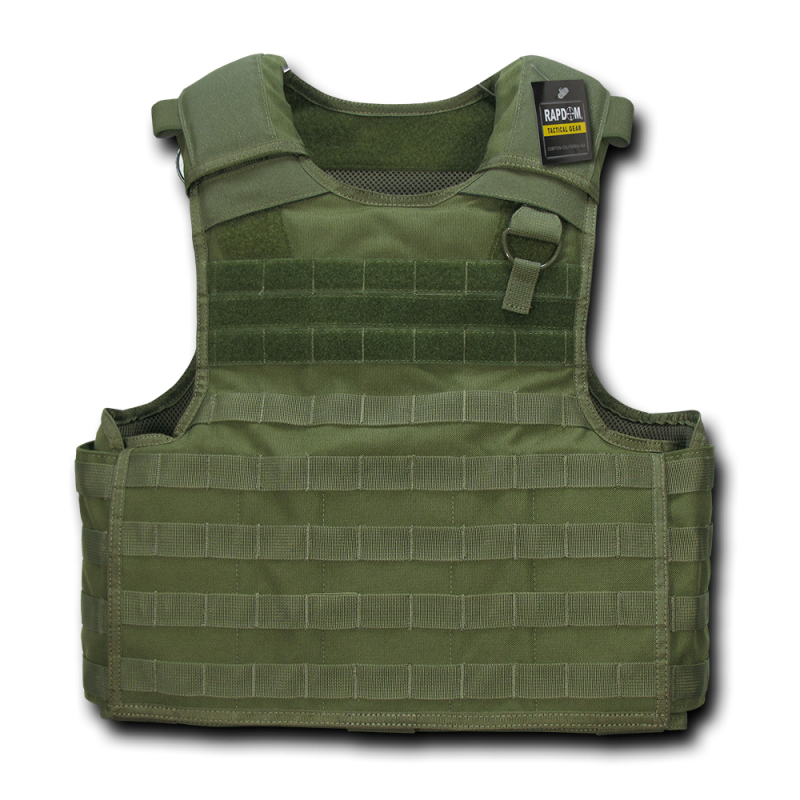 Tactical Plate Carrier, Olive Drab