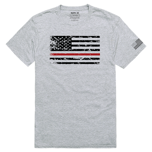 Tacticalgraphic T,Thin Red Line, Hgy, Xl