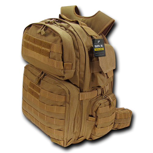 Tactical Rex(T-Rex) Assault Pack, Coyote