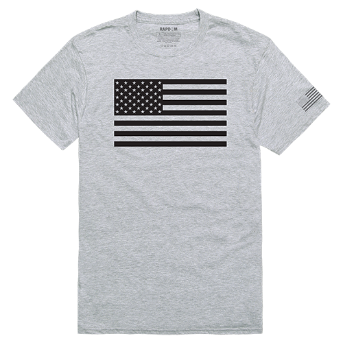 Tactical Graphic T, Tonal Flag, Hgy, 2x