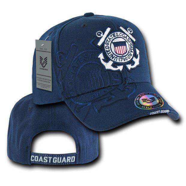 Shadow Caps, Coast Guard, Navy
