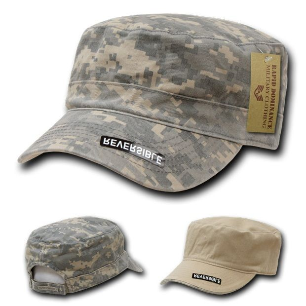 Reversible Flat Top Cap, Universal Digi