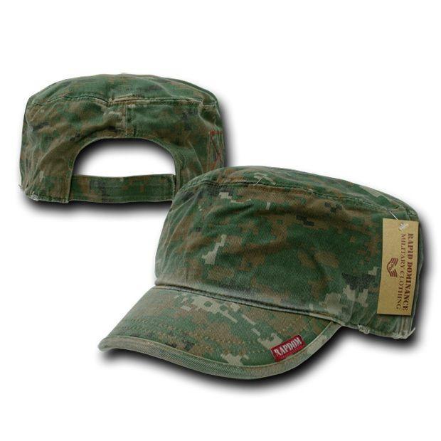 Rapid Dominance R04 Adjustable Patrol Fatigue Caps