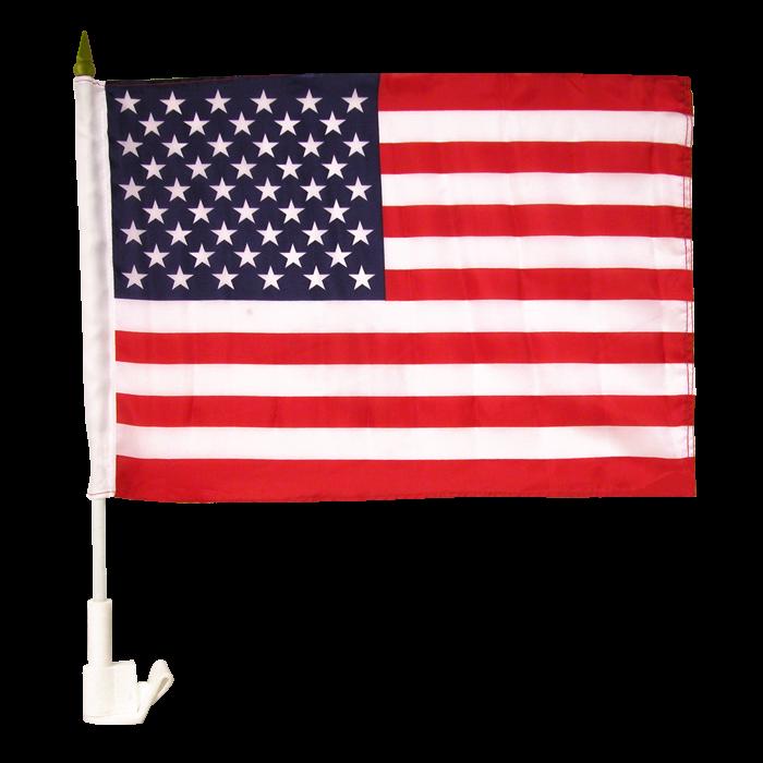 Car Flag Usa