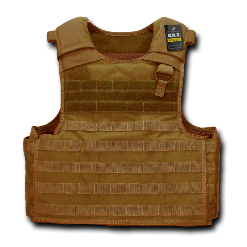 Tactical Plate Carrier, Coyote
