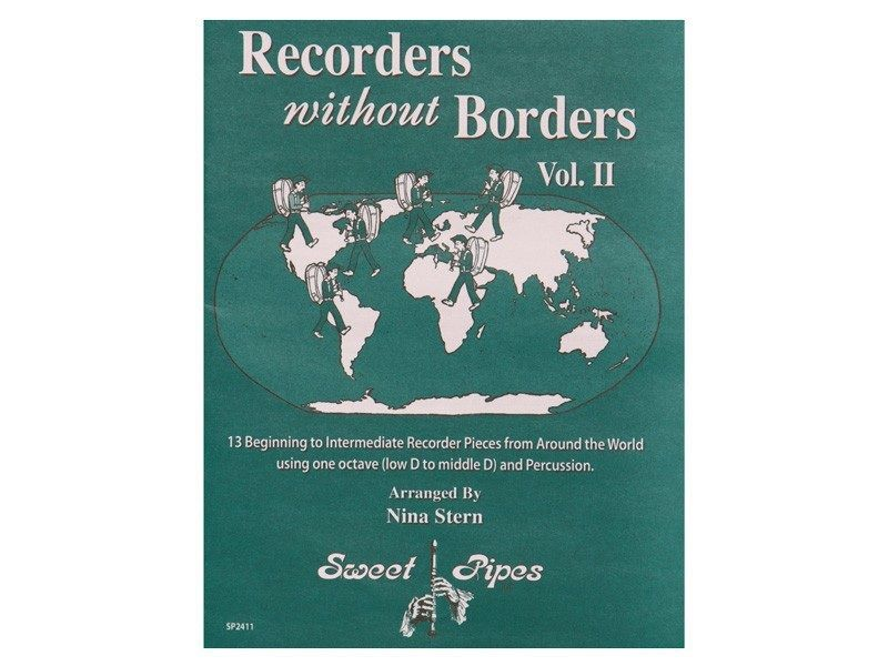 Recorders Without Borders Vol. 2