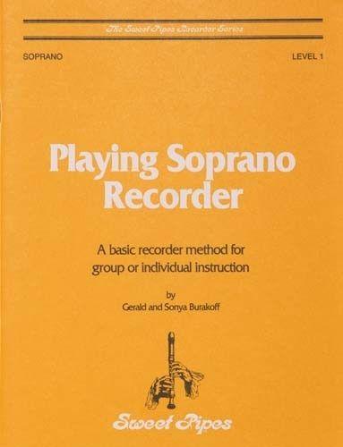 Playing Alto Recorder