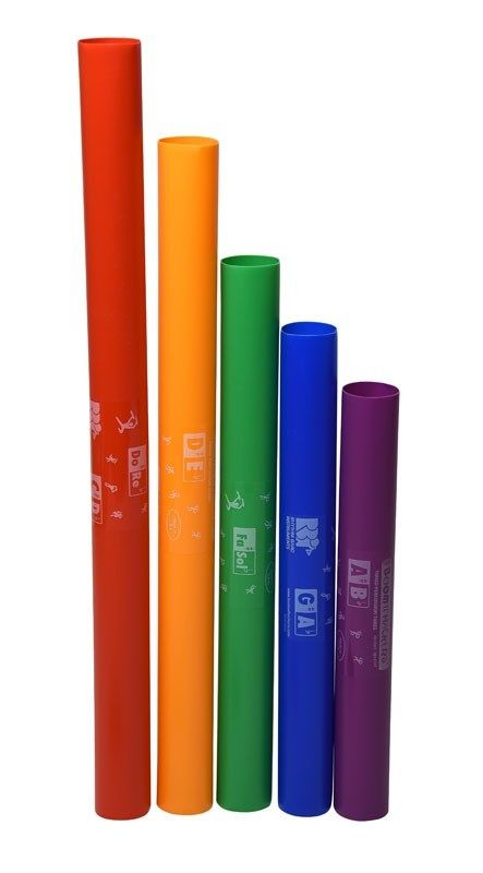 Boomwhackers - Chromatic Set