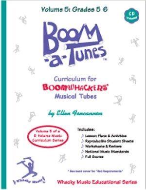 Boom-a-tunes, Volume 5