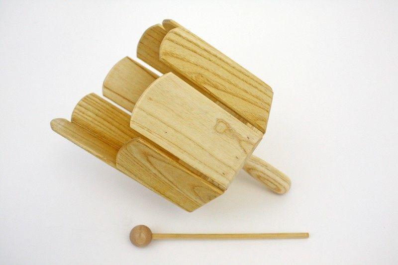 Stir Xylophone, With Handle