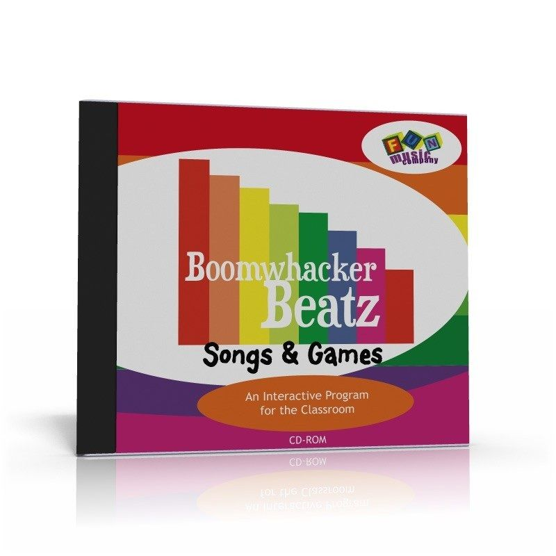 Boomwhacker Beatz Songs And Games
