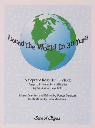 Around The World In 30 Tunes (burakoff)