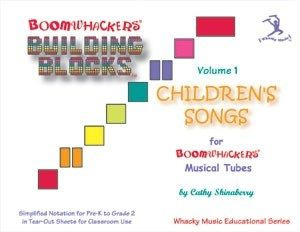 Building Blocks Childrens Songs Volume 1