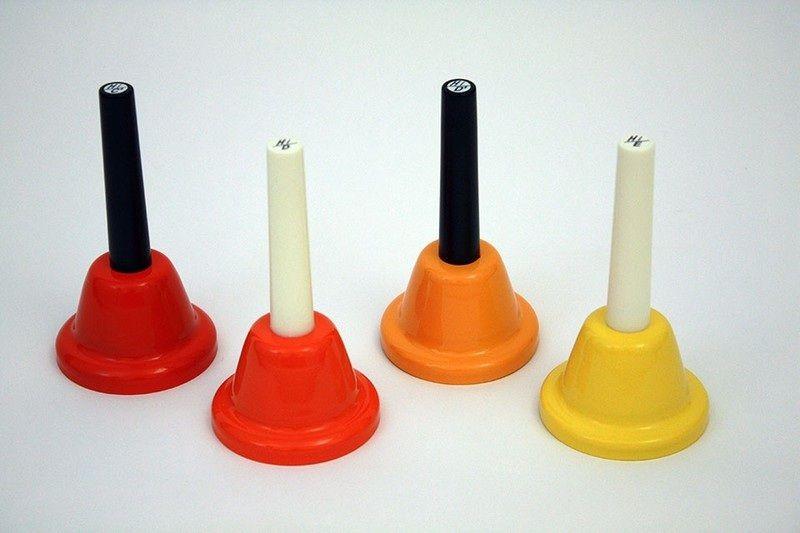 Chroma-notes Extended Range Handbell Set