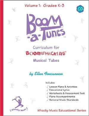 Boom-a-tunes, Volume 1