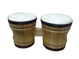 Bamboo Double Bongo