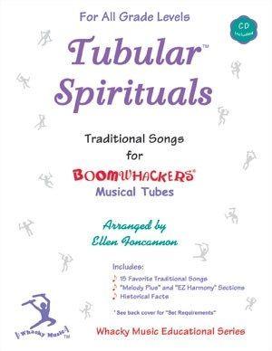 Tubular Spirituals Cd