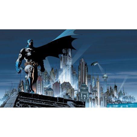 Batman Xl Spray And Stick Wallpaper Mural