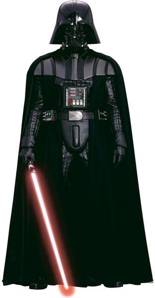 Star Wars Darth Vader Giant Wall Decal