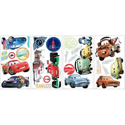 Disney Cars Wall Decal