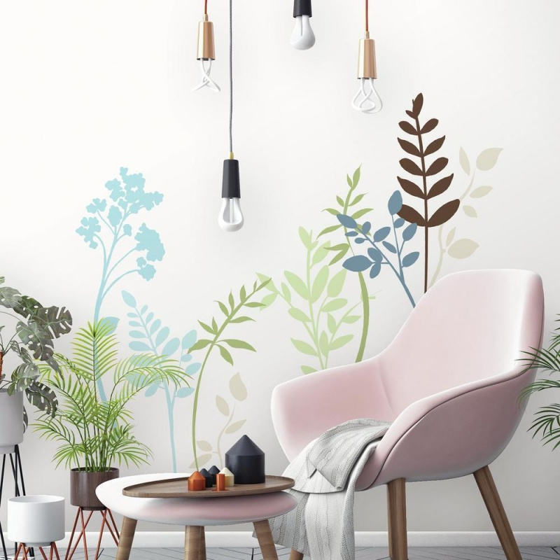 Multi Branches Wall Decals